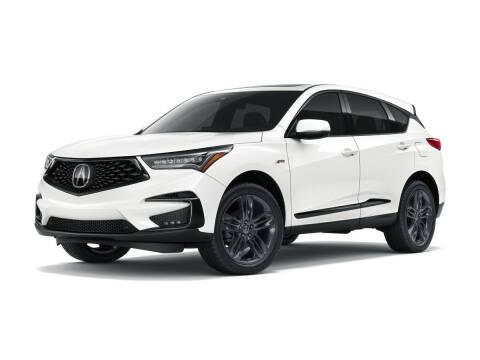 2020 Acura RDX for sale at BASNEY HONDA in Mishawaka IN
