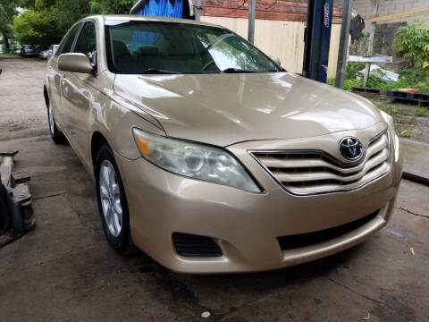 2011 Toyota Camry for sale at Fantasy Motors Inc. in Orlando FL