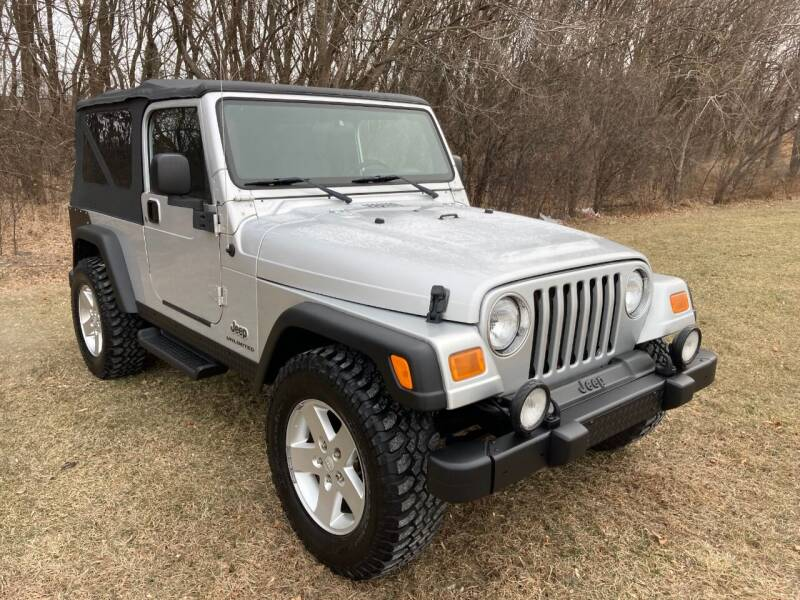 2004 Jeep Wrangler for sale at M & M Motors in West Allis WI
