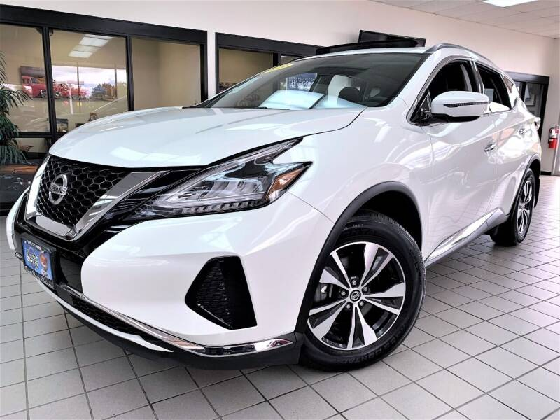 2019 Nissan Murano for sale at SAINT CHARLES MOTORCARS in Saint Charles IL