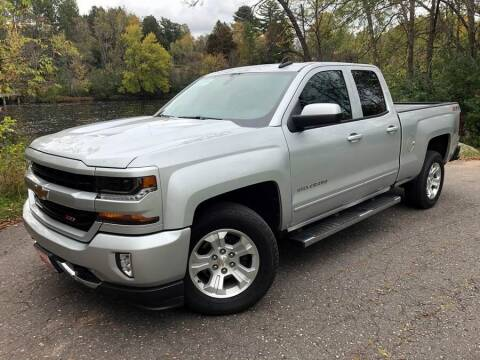 2017 Chevrolet Silverado 1500 for sale at STATELINE CHEVROLET BUICK GMC in Iron River MI