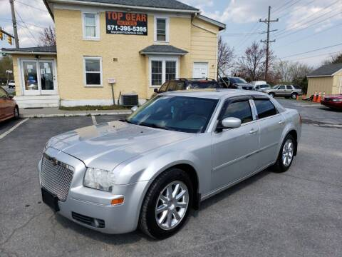 2007 Chrysler 300 for sale at Top Gear Motors in Winchester VA