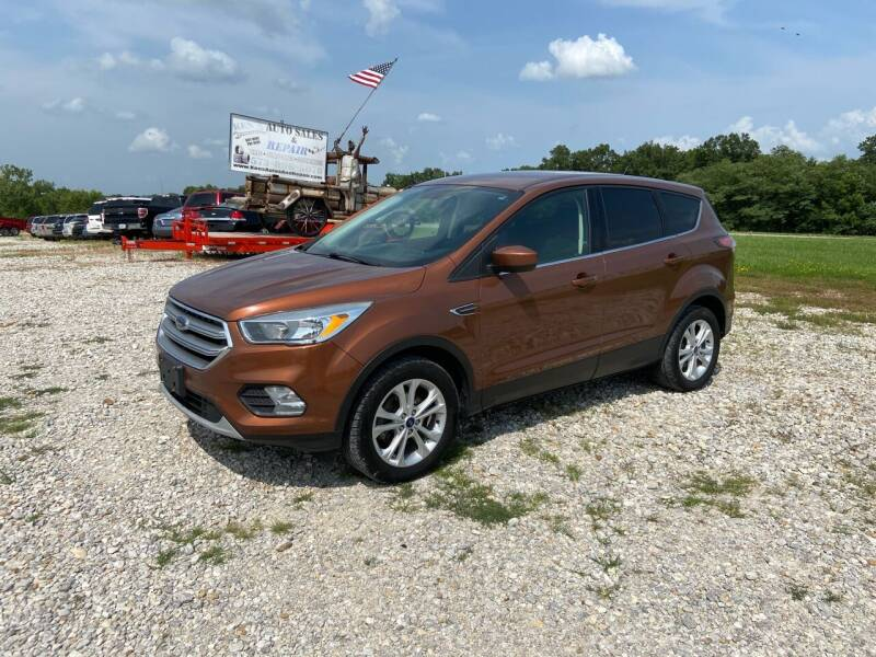 2017 Ford Escape for sale at Ken's Auto Sales & Repairs in New Bloomfield MO
