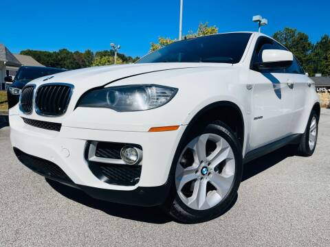 2013 BMW X6 for sale at Classic Luxury Motors in Buford GA