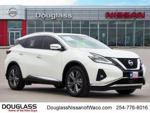 2019 Nissan Murano for sale at Douglass Automotive Group - Douglas Nissan in Waco TX