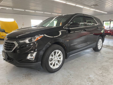 2018 Chevrolet Equinox for sale at Stakes Auto Sales in Fayetteville PA