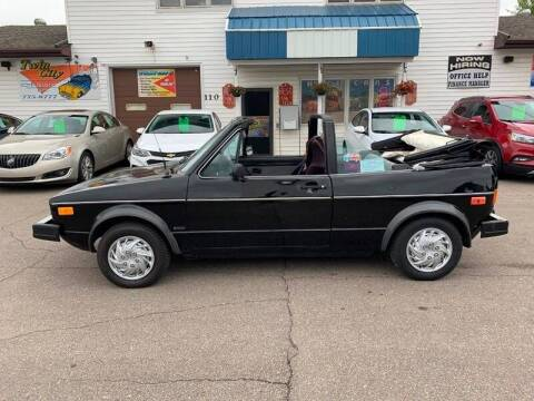 1984 Volkswagen Rabbit for sale at Twin City Motors in Grand Forks ND