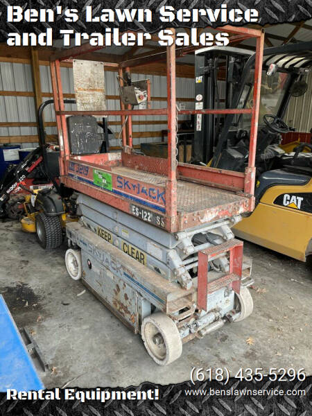 Skylift 25'ElectricSkylift for sale at Ben's Lawn Service and Trailer Sales in Benton IL