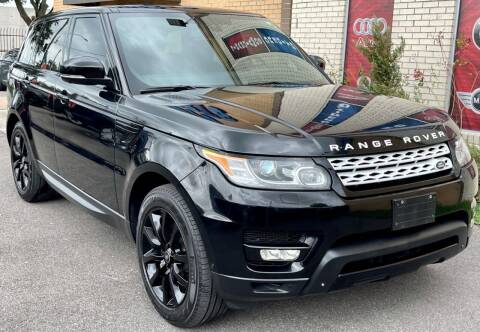2014 Land Rover Range Rover Sport for sale at Auto Imports in Houston TX