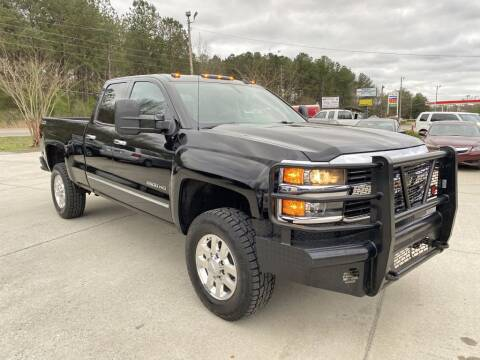 2015 Chevrolet Silverado 2500HD for sale at Auto Class in Alabaster AL