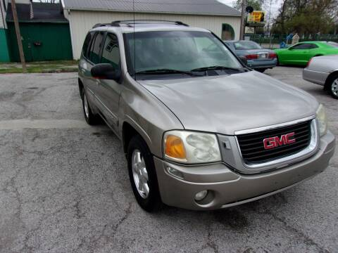 2003 GMC Envoy for sale at Car Credit Auto Sales in Terre Haute IN