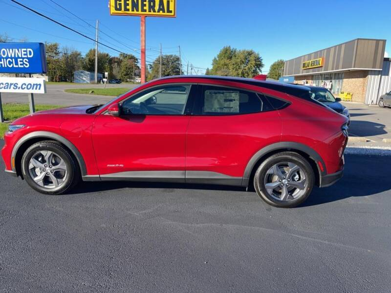 2021 Ford Mustang Mach-E for sale in Paulding, OH