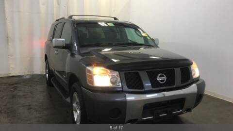 2007 Nissan Armada for sale at McMinnville Auto Sales LLC in Mcminnville OR