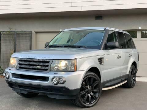 2009 Land Rover Range Rover Sport for sale at AutoAffari LLC in Sacramento CA