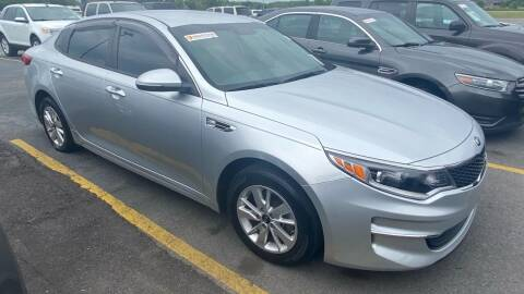 2017 Kia Optima for sale at Wildcat Used Cars in Somerset KY