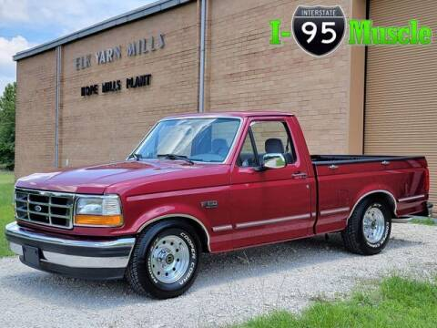 1994 Ford F-150 for sale at I-95 Muscle in Hope Mills NC
