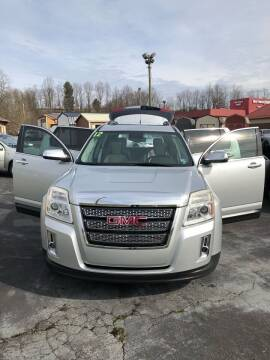 2012 GMC Terrain for sale at Country Auto Sales Inc. in Bristol VA