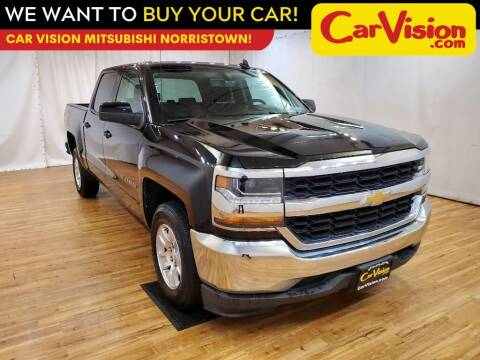 2018 Chevrolet Silverado 1500 for sale at Car Vision Mitsubishi Norristown in Trooper PA