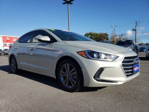 2018 Hyundai Elantra for sale at All Star Mitsubishi in Corpus Christi TX