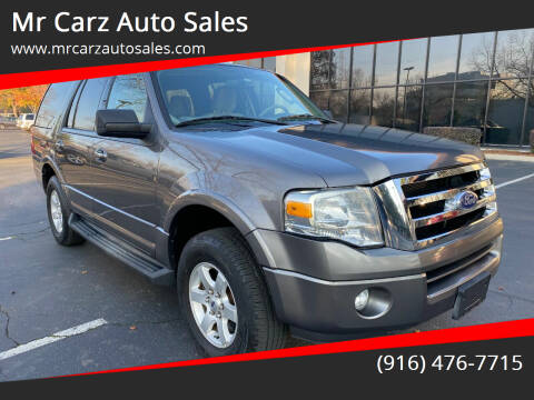 2010 Ford Expedition for sale at Mr Carz Auto Sales in Sacramento CA