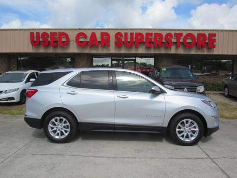 2018 Chevrolet Equinox for sale at Checkered Flag Auto Sales NORTH in Lakeland FL
