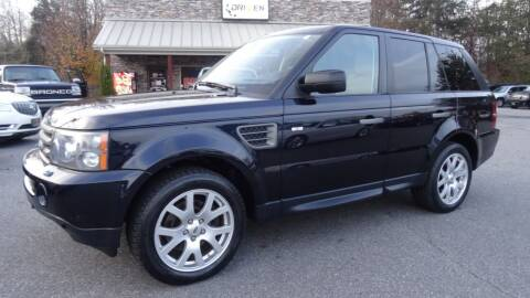 2009 Land Rover Range Rover Sport for sale at Driven Pre-Owned in Lenoir NC