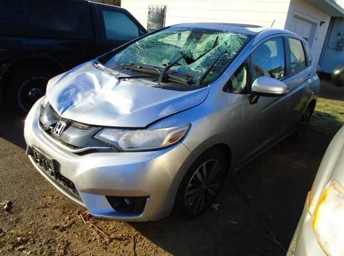 2016 Honda Fit for sale at CousineauCrashed.com in Weston WI