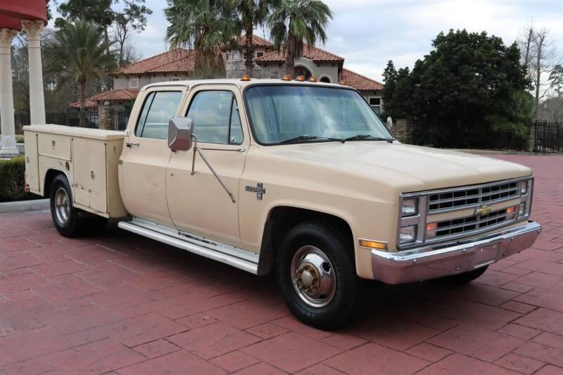 1985 Chevrolet C/K 30 Series
