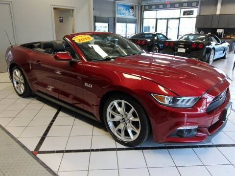 2015 Ford Mustang for sale at Crossroads Car & Truck in Milford OH