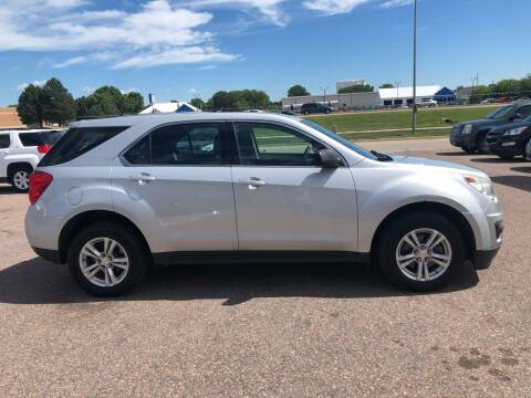 2012 Chevrolet Equinox for sale at Broadway Auto Sales in South Sioux City NE