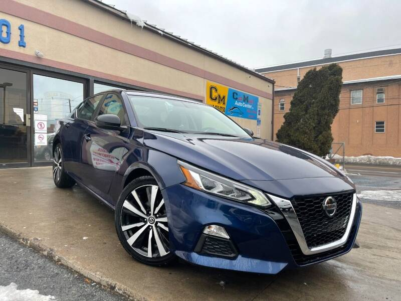 2019 Nissan Altima for sale at Car Mart Auto Center II, LLC in Allentown PA