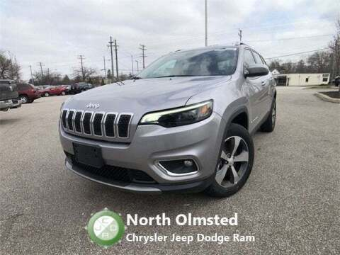 2020 Jeep Cherokee for sale at North Olmsted Chrysler Jeep Dodge Ram in North Olmsted OH
