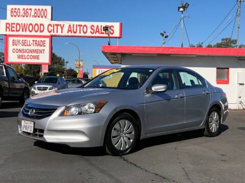 2011 Honda Accord for sale at Redwood City Auto Sales in Redwood City CA