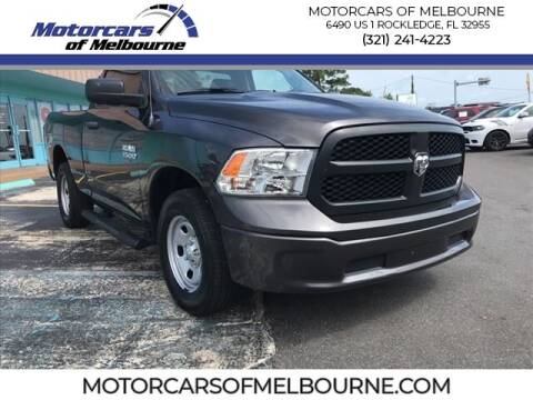2019 RAM Ram Pickup 1500 Classic for sale at Motorcars of Melbourne in Rockledge FL