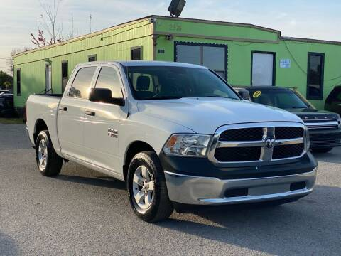 2016 RAM Ram Pickup 1500 for sale at Marvin Motors in Kissimmee FL