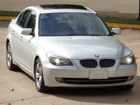 2008 BMW 5 Series for sale at Auto Starlight in Dallas TX