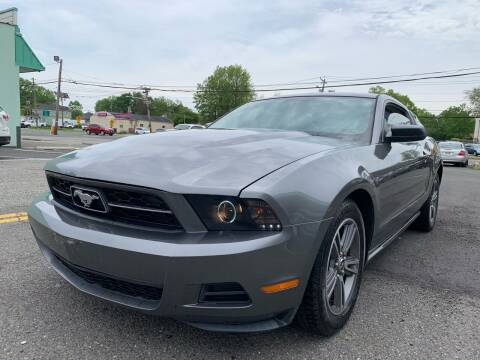 2010 Ford Mustang for sale at MFT Auction in Lodi NJ