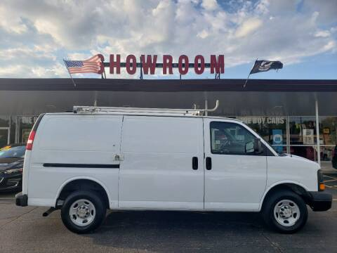 2007 Chevrolet Express Cargo for sale at Premium Motors in Villa Park IL