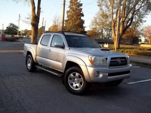 2010 Toyota Tacoma for sale at CORTEZ AUTO SALES INC in Marietta GA