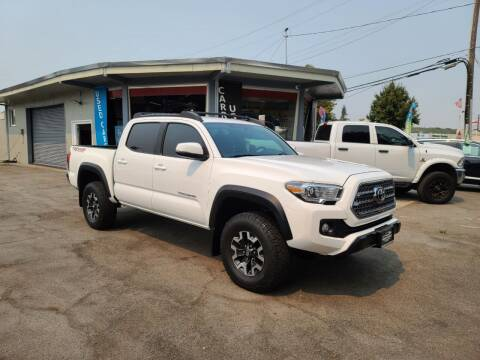 2017 Toyota Tacoma for sale at Imports Auto Sales & Service in San Leandro CA