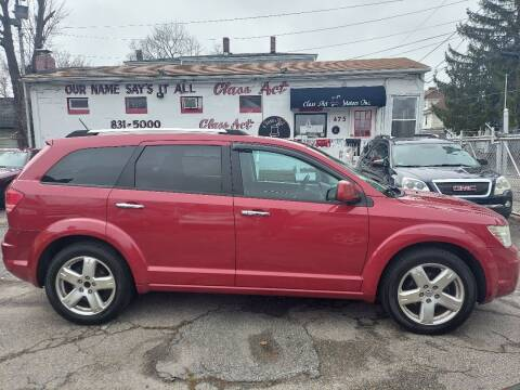 2009 Dodge Journey for sale at Class Act Motors Inc in Providence RI