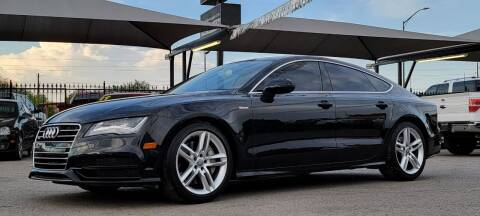 2014 Audi A7 for sale at Elite Motors in El Paso TX