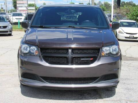 2015 Dodge Grand Caravan for sale at King of Auto in Stone Mountain GA