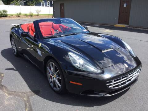 2013 Ferrari California for sale at International Motor Group LLC in Hasbrouck Heights NJ