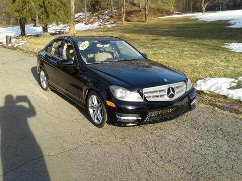 2012 Mercedes-Benz C-Class for sale at ELIAS AUTO SALES in Allentown PA