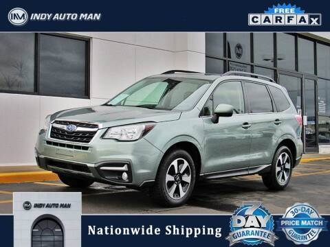 2017 Subaru Forester for sale at INDY AUTO MAN in Indianapolis IN