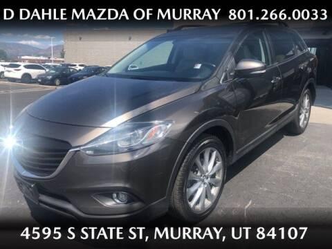 2015 Mazda CX-9 for sale at D DAHLE MAZDA OF MURRAY in Salt Lake City UT
