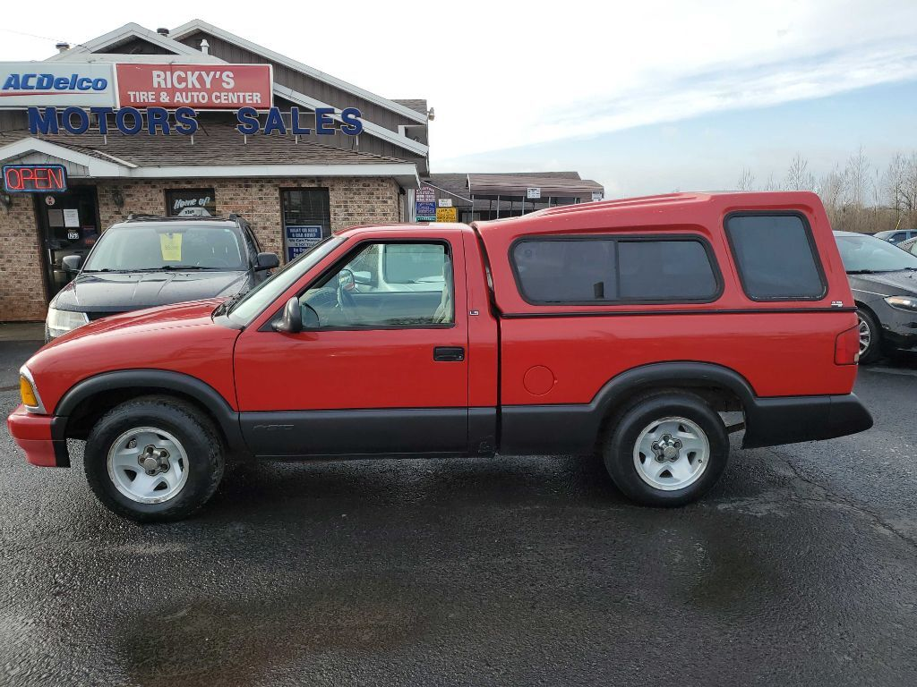 Used 1997 Chevrolet S 10 For Sale In Bakersfield Ca Carsforsale Com