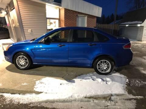 2010 Ford Focus for sale at TL Motors LLC in Hartford WI