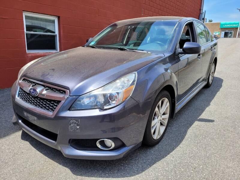 2013 Subaru Legacy for sale at J & T Auto Sales in Warwick RI